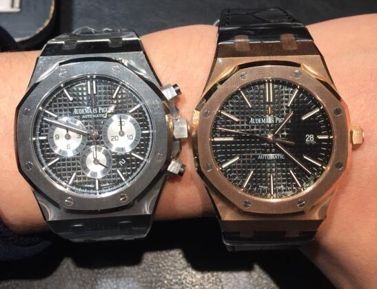 37mm Audemars Piguet AP15450 Replica Watch Latest Review