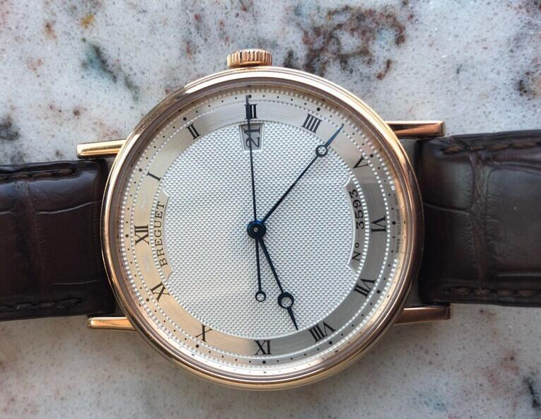 Recognizable Breguet Classique 5177BA Replica Watch