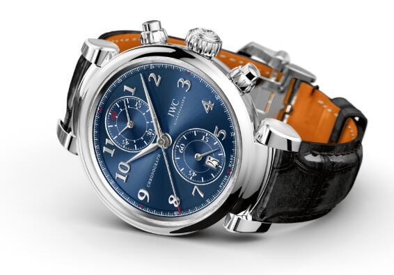 Commemorative IWC Da Vinci Laureus Chronograph Replica Watch