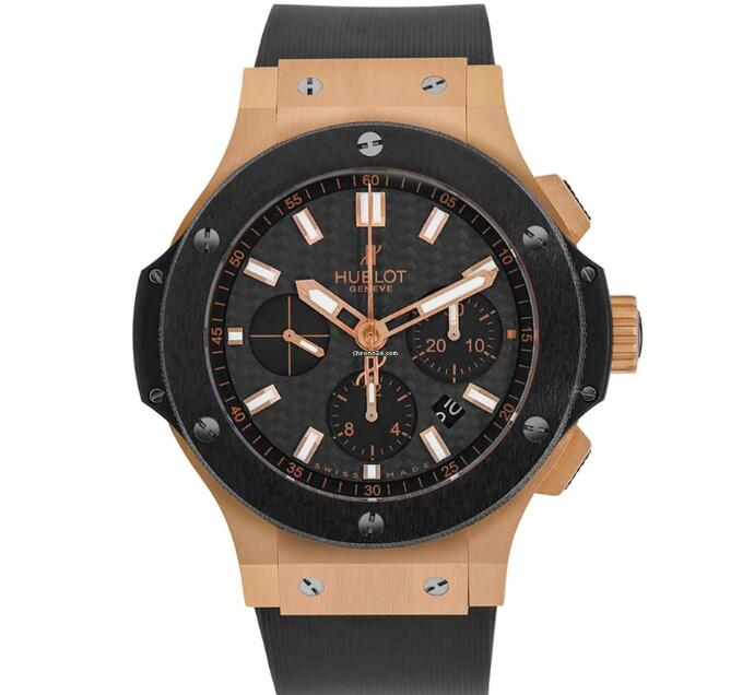 How Does The Hublot BIG BANG Gold And Diamond Replica Watch Work?