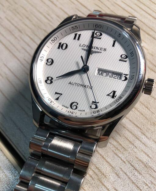 Simple And Generous Longines Master Replica