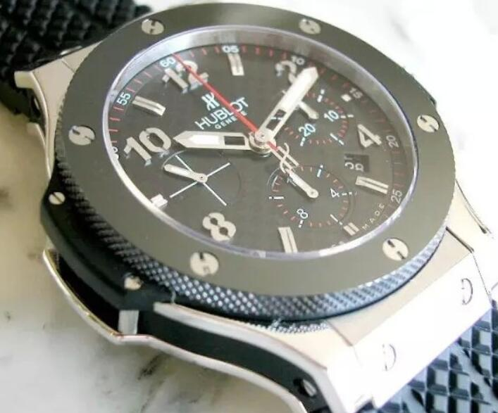 Transparent And Pure Hublot Replica Watch