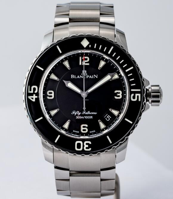 The Latest Replica Blancpain Fifty Fathoms Watch