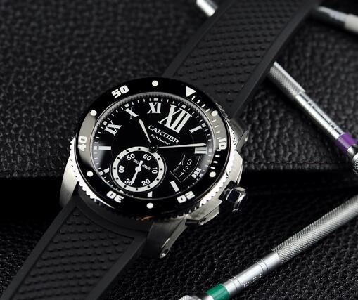 How About Calibre De Cartier Replica Watches? Good Quality?