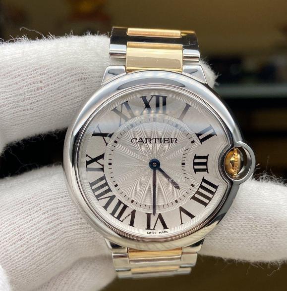 What's So Special About The Ballon Bleu De Cartier Replica Gold Watch?