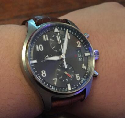Is IWC Pilot Replica Watch Worth Buying?
