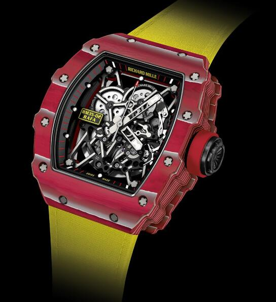 How Is The Quality Of The Richard Mille RM35-02 Carbon Fiber Replica Watch?