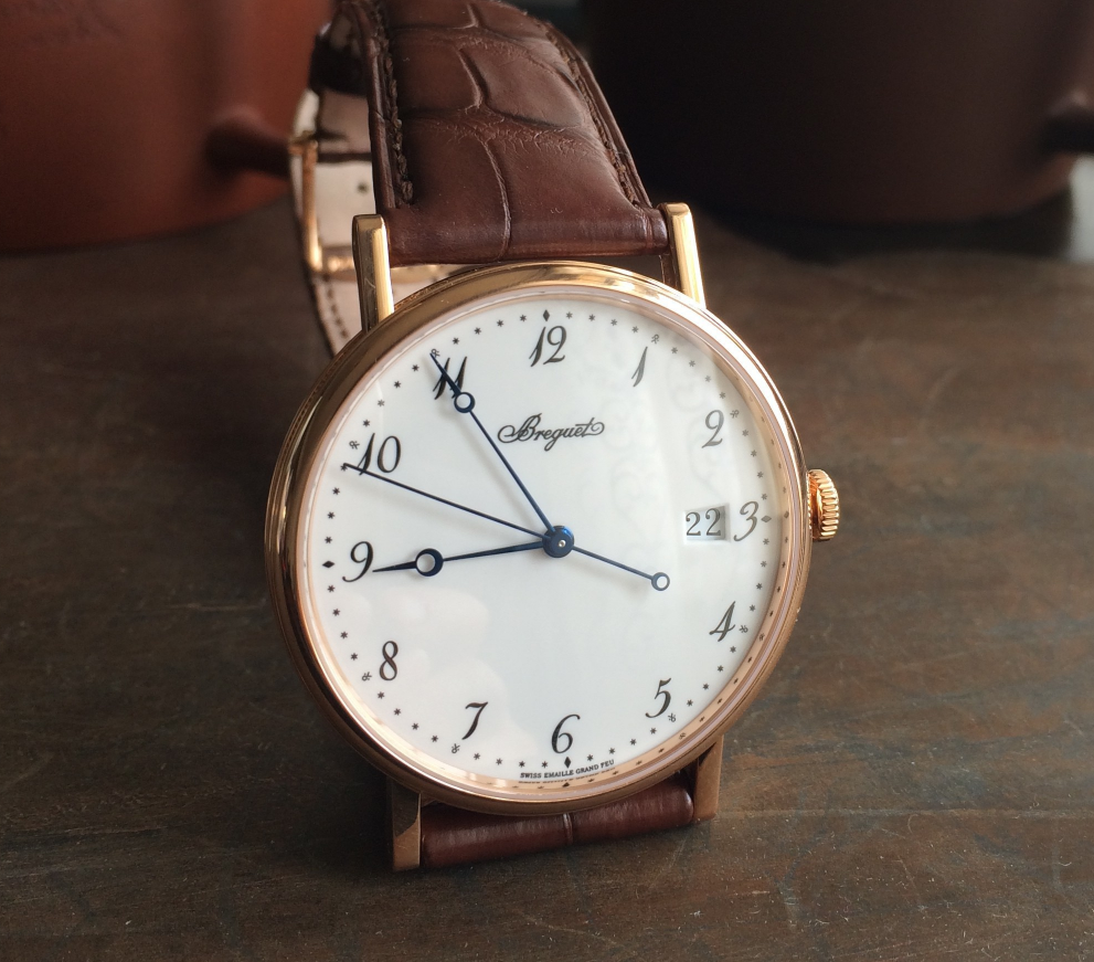 How About The Quality Of Breguet Classique Series 5177BA Replica Watch?