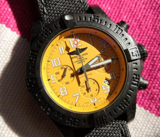 Breitling Avenger Hurricane 45 mm Chronograph Replica Watch Review