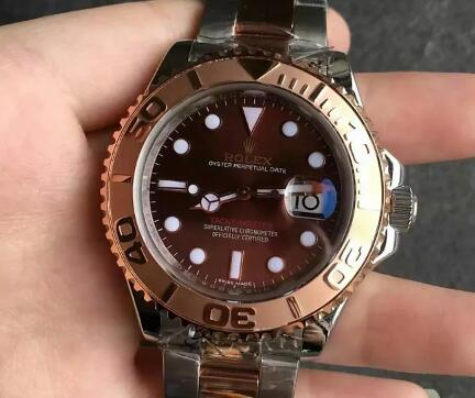 What Is The Quality Of The Rolex Yacht-Master 116655 Replica?